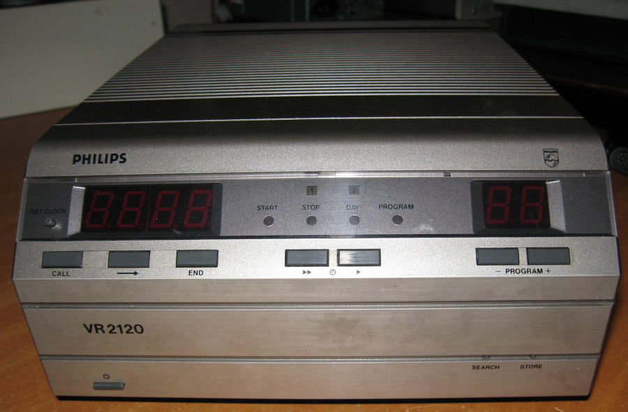 Philips - VR2120